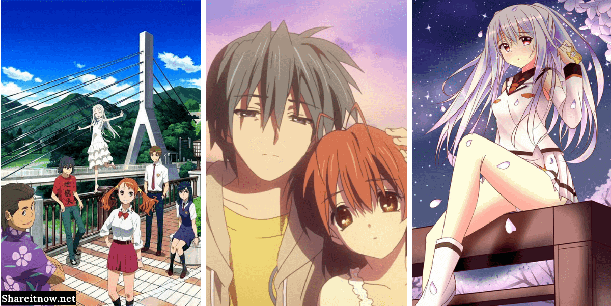 10 Best Crying Sad Anime Series Of All Time Shareitnow